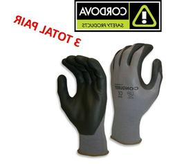 Ultimate Maxi Micro Foam Nitrile Coated Flexible Gloves, Cor
