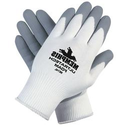 MCR Safety Ultra Tech Foam Nitrile Coated Work Gloves Size L
