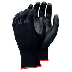 Work Safety Polyurethane Coated Nylon Work Gloves 380-5